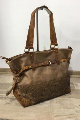 taška hnedá