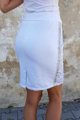 sukňa/sukne šedá