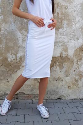 sukňa biela/sukne bílá