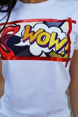 Tričko WOW