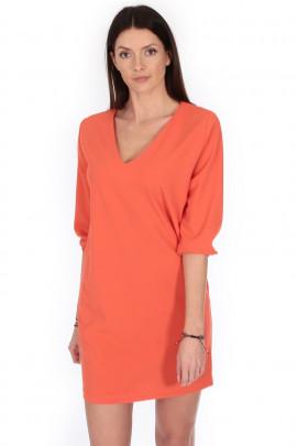 šaty koral 36