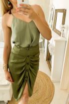 Sukňa Ralfa zelená