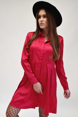 Šaty Célia červené