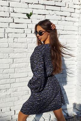 Šaty Enina modré