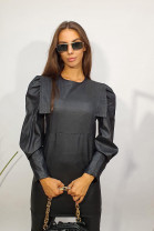 Šaty Pia čierne