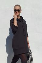 Šaty Vouge čierne