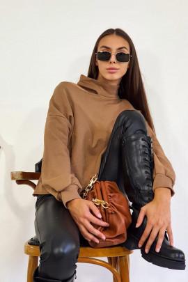 Mikina Luisa kamel