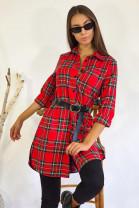Šaty Kora červené