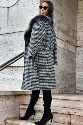 Kabát Galdino zelený