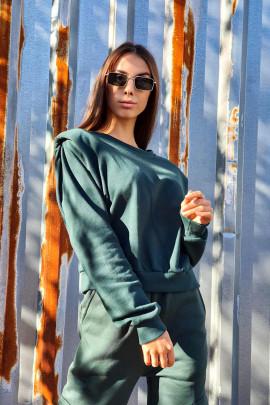 Mikina Luca zelená