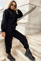 Mikina Melany čierna
