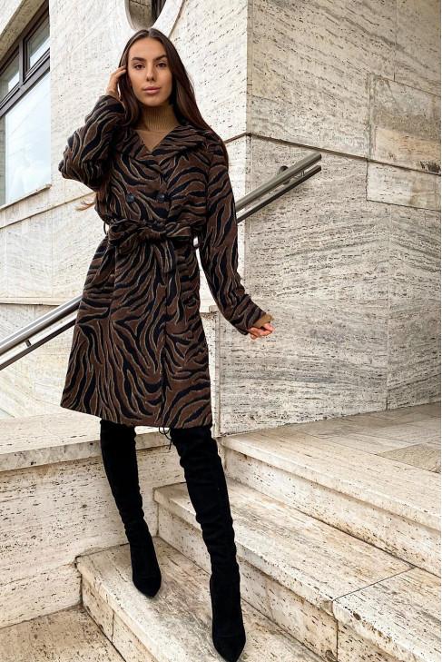 Kabát Zebra