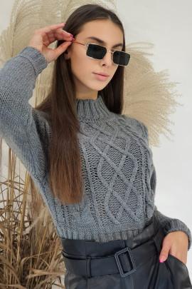 Pulover Orin sivý