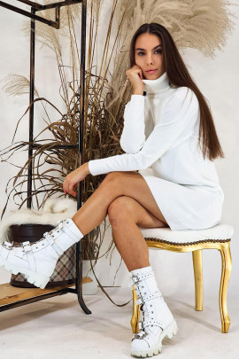 Šaty Alessandra biele