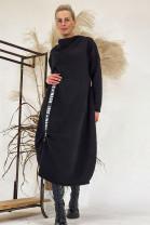 Šaty Laura čierne