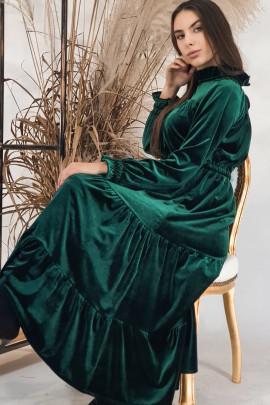 Šaty Jane zelené
