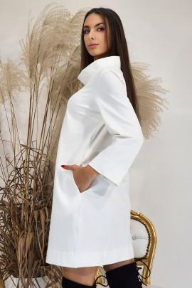 Šaty Navira biele
