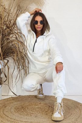 Mikina Zilla biela