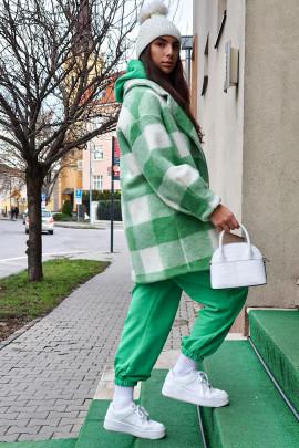 Kabát Victory zelený