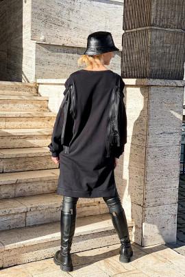 Šaty Amelie čierne