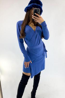 Šaty Bleu