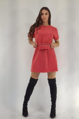 Šaty Rachel ružové