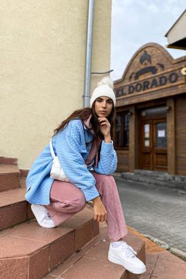 Kabátokošeľa Rio modrá