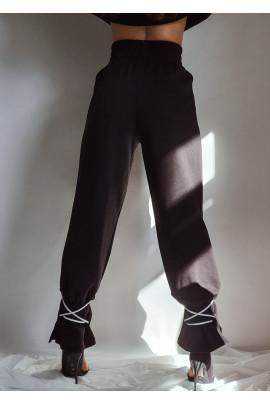 Nohavice Joe čierne