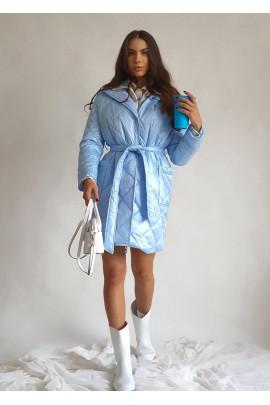 Kabát Tatiana modrý