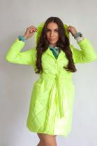 Kabát Tatiana jablkový