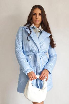 Kabát brutto modrý