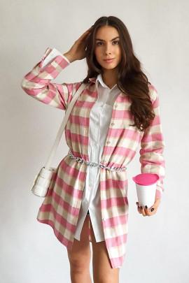 Košeľa Monique ružová