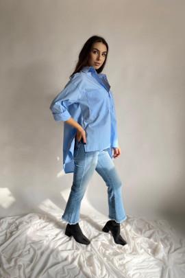 Košeľa Rodrigo modrá