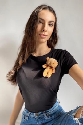 Tričko Bear čierne II