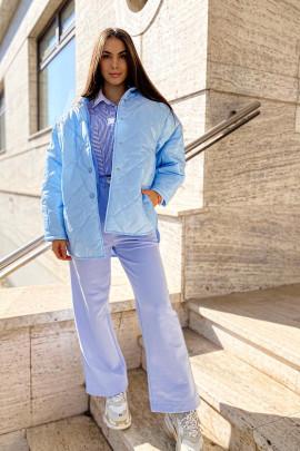 Kabát Lolly modrý