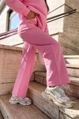 Tepláky Felice pink