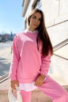 Mikina Carmela pink