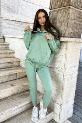 Mikina Giria zelená