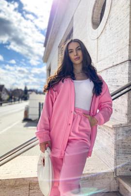 Bunda Leticia pink