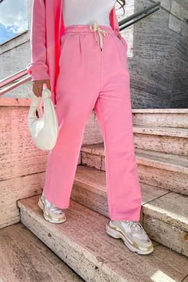 Tepláky Felice sýta pink
