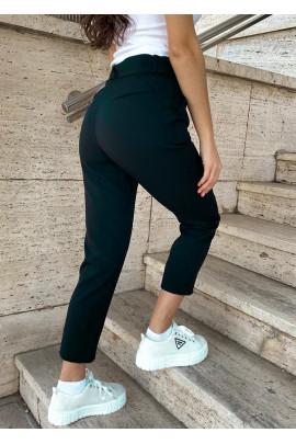 Nohavice Angela čierne