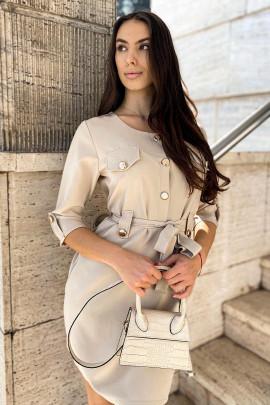 Šaty Ester béžové