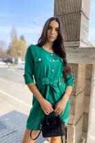 Šaty Ester zelené