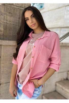Košeľa Senia ružová