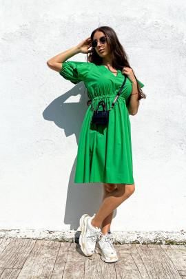Šaty Anabel zelené