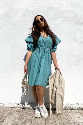 Šaty Anabel mentolové
