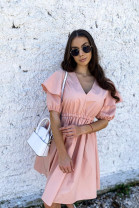 Šaty Anabel  staroružové