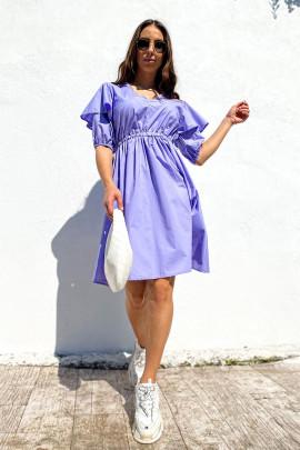 Šaty Anabel  fialové