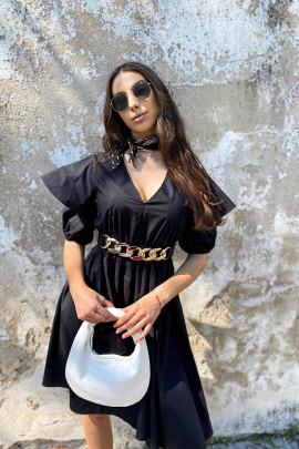 Šaty Anabel  čierne