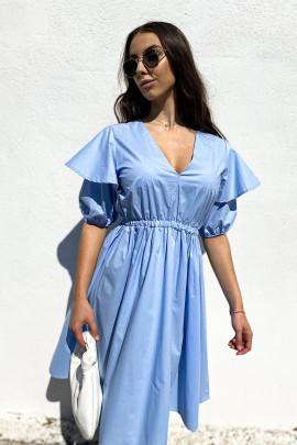 Šaty Anabel modré